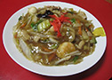 Otaru Chow Mein with thick sauce